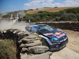 Rallye It�lie: kategorii WRC ovl�dl Volkswagen