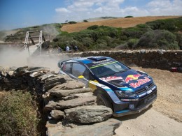 Rallye Itálie: kategorii WRC ovládl Volkswagen