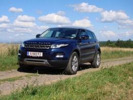 Test: Range Rover Evoque - epochální SUV