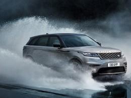 Range Rover Velar - všechno jinak a konec tlačítek