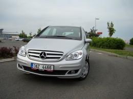 Recenze ojetin: Mercedes-Benz třídy B - sendvič v hlavní roli