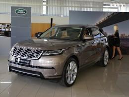 Range Rover Velar v Česku, připravte si něj 3 miliony