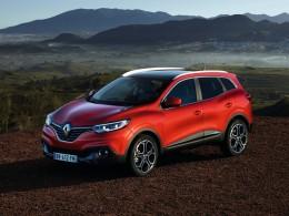 Renault Kadjar - informace a fotografie nového SUV
