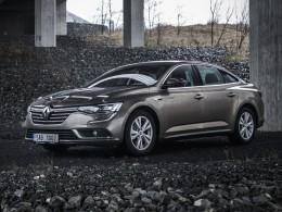 Test: Renault Talisman Energy TCe 150 EDC – mistr elegán
