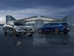 Nový Renault Talisman - zaútočí na Škodu Superb?