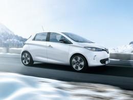 Renault ZOE - malý elektromobil již na podzim