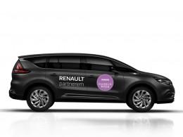 Renaulty Espace budou vozit VIP na Unique Fashion Week