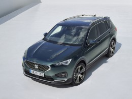Seat Tarraco je třetím SUV do party