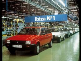 Sedm věcí, které nevíte o Seatu Ibiza slavící kristovy roky
