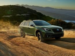Šestá generace šestihvězdičkového Subaru Outback představena