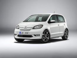 Škoda Auto představila elektrické Citigo iV s dojezdem až 260 km