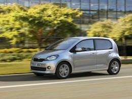 Pětidveřová Škoda Citigo - oficiální fotografie a video