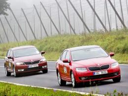 Škoda Economy Run - vyhrála Octavia se spotřebou 2,95 l/100 km