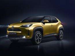 Škoda Kamiq má nového soupeře, Toyotu Yaris Cross, která může mít pohon všech kol