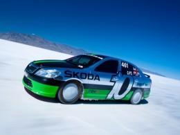Škoda Octavia je světovým rekordmanem