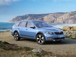 Škoda Octavia Scout v prodeji od září
