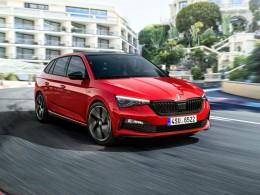 Škoda představila model Scala Monte Carlo