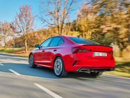 Škoda uvádí na trh Octavii RS 120 let Motorsport za milion