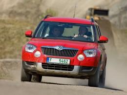 Škoda Yeti 1,4 TSI a 2,0 TDI DSG: ceny a technické údaje
