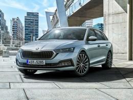Škoda zveřejnila ceny nové Octavie. Combi pořídíte za cenu od 636 900 Kč.