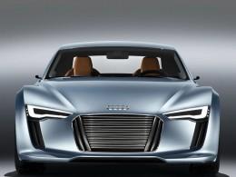 Studie e-tron: Jen krůček k novému Audi R4