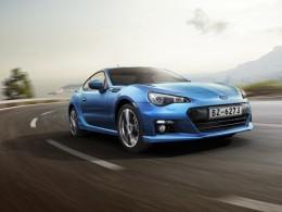 Subaru BRZ zvítězilo ve své kategorii Auto roku