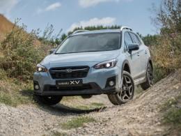 Subaru XV - druhá generace již v lednu