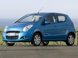 Suzuki Alto dorazilo na český trh. Cena: 189 900,-