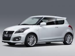 Suzuki Swift Sport oficiálně ve Frankfurtu
