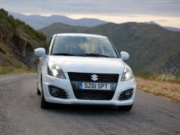 Suzuki Swift Sport - malý a lehký hothach za 369.900 Kč