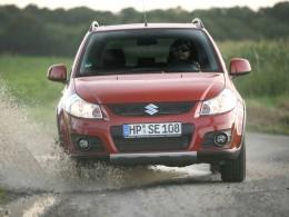 Suzuki SX4 1,6 GL/AC Plus: Čtyřkolka poprvé pod hranicí 400 tisíc