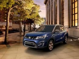 Suzuki Vitara v edici SE je lidové SUV s bohatou výbavou