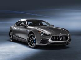 Také Maserati se pustilo do elektrifikace, výsledkem je Ghibli Hybrid