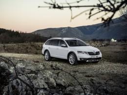 Také Škoda Octavia Scout v novém, aneb poslední do party