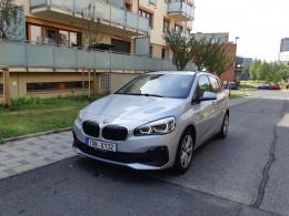 Test: BMW 216i Active Tourer - poslední MPV s geny sportovce