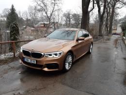 Test: BMW 540d xDrive - zapomeňte na SUV