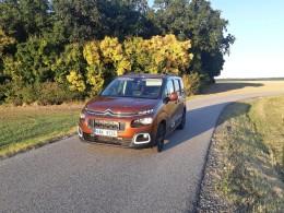 Test: Citroën Berlingo 1.5 BlueHDi Feel Pack - to když máte půl milionu korun a hromadu věcí