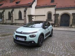 Test: Citroën C3 1.6 BlueHDi (2017) - atraktivní design, originalita a komfort