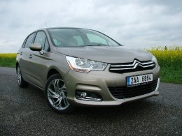 Test: Citroën C4 - benzín, nebo nafta?