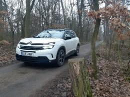 Test: Citroën C5 Aircross Shine Hybrid 225 e-EAT8 - pohodlnější plug-in hybrid nenajdete