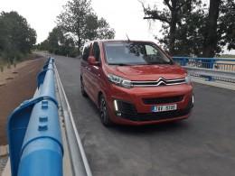 Test: Citroën Spacetourer 2.0 BlueHDi - nic lepšího pro rodinu neseženete