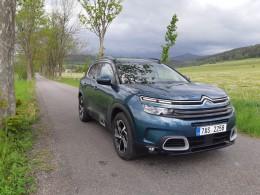 Test: Citroën C5 Aircross Shine 1.5 BlueHDi EAT8 - chcete hodně komfortní SUV?