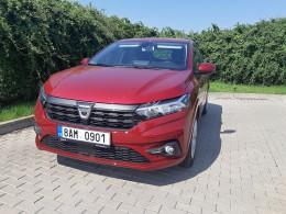 Test: Dacia Sandero TCe 90  - normální auto v nenormální době