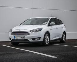 Test ojetiny: Ford Focus Kombi 1.5 TDCi – skvělé a hlavně nové auto