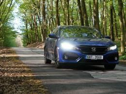 Test: Honda Civic 1.6 i-DTEC - nový diesel jede lépe a ještě levněji