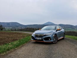 Test: Honda Civic 5D 1.5 VTEC Turbo - specifická osobnost