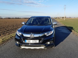 Test: Honda HR-V 1.5 i-VTEC je dobrou volbou