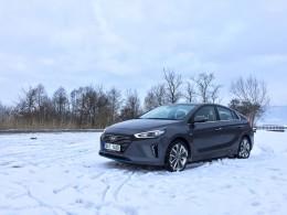 Test: Hyundai IONIQ Hybrid (HEV) - dobře postavené auto