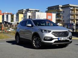 Test: Hyundai Santa Fe 2.4 GDi - doopravdy ho chcete?