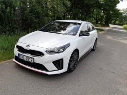 Test: Kia ProCeed GT jezdí po čertech dobře a bude se líbit